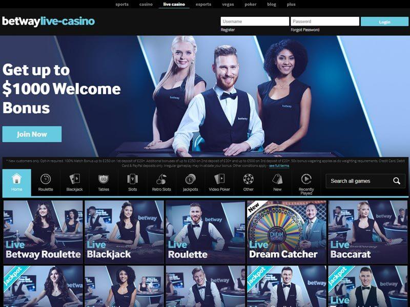 Betway Casino Download 2017